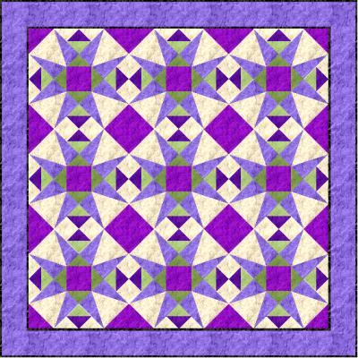 Myquiltgenie Blog 1904 Star Quilt Block