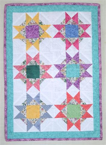 Unknown Star quilt