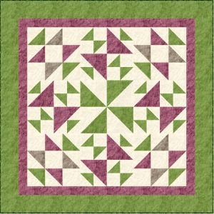 Old Maid's Puzzle « 5foot1quilts
